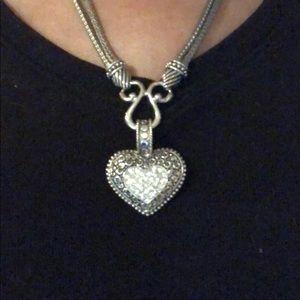 Lia Sophia Jewelry - Lia Sophia Heart necklace